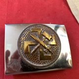 West Wall belt buckle