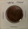 1806  US penny