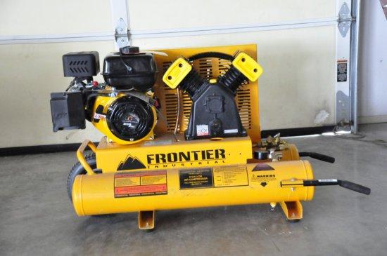 NEW FRONTIER GAS AIR COMPRESSOR