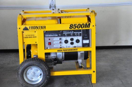NEW FRONTIER 8500M GENERATOR