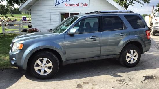 2009 Ford Escape Ltd