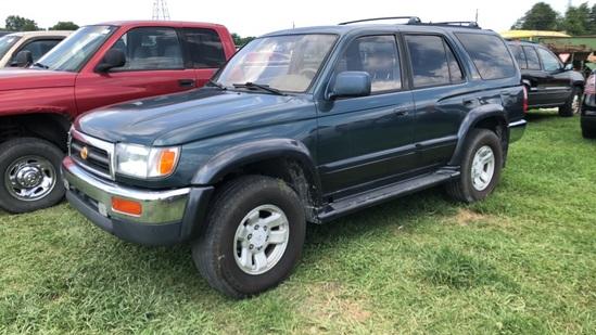 1998 Toyota 4Runner Ltd