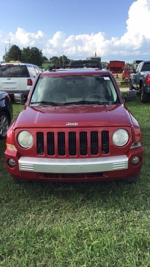 2007 Jeep Patriot LTD 4X4