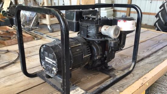 Generac 4,000 Watt Generator