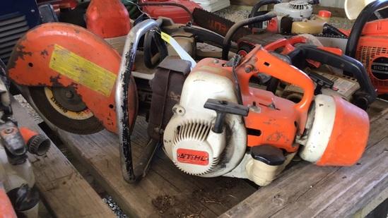Stihl 350 Cut-Off Saw