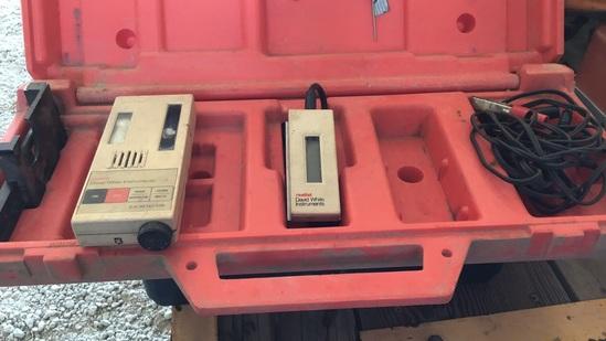 Realist David White Instruments C-6 Detector
