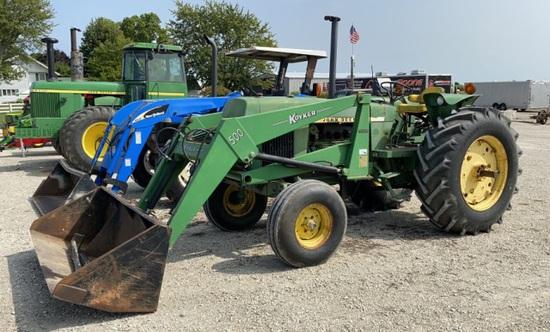 John Deere 2840 Tractor w/Koyker 500 Loader