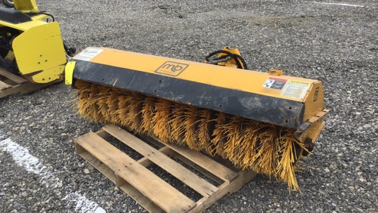 MB 5' PTO Broom