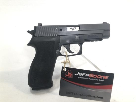 Sig Sauer P220,  45auto  Semi Auto Pistol