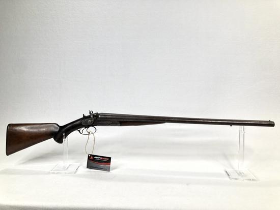 Nichols & Lefever  12ga SidexSide Shotgun