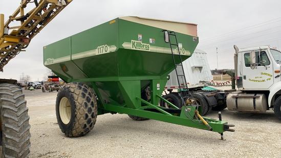 Killbros 1170 Grain Cart