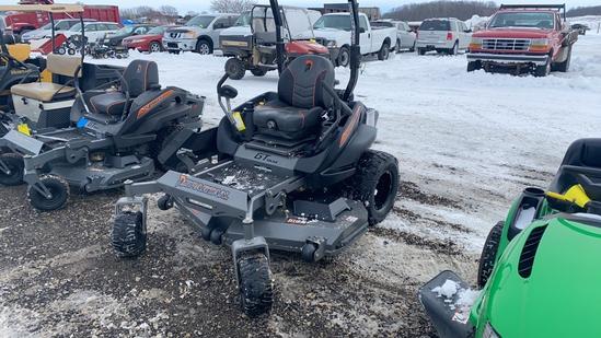 2020 Spartan SRT XD 61 In. Zero Turn Mower
