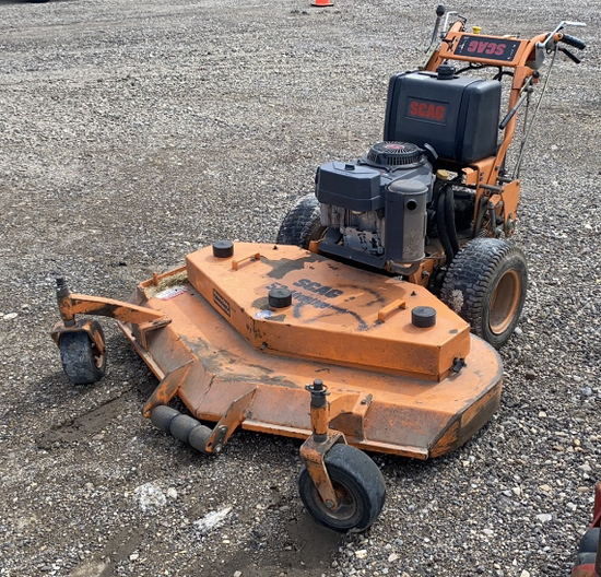 Scag SWZ52A 52 In. WB Mower