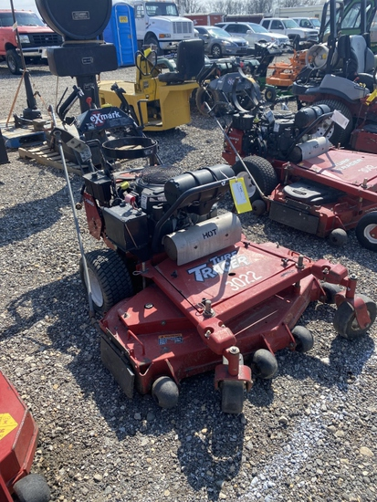 Exmark Turf Tracer 48 In. Propane WB