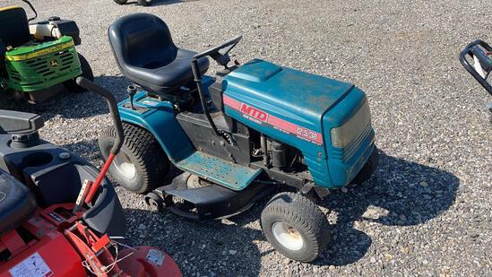 Yard Machine MTD 38 In. Riding Mower