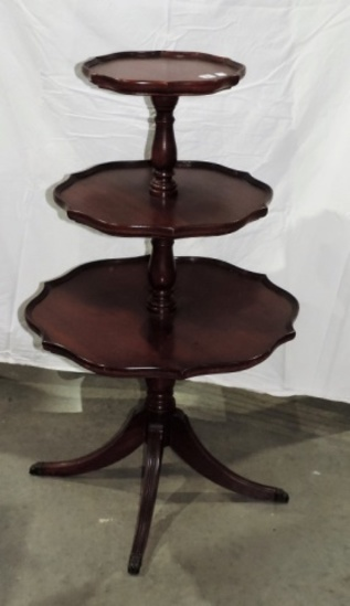3 Tier Duncan Phyfe Table