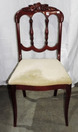 Early 1900's Side Chair
