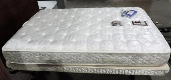 Sealy Posturematic Adjustable Bedframe