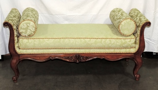 French Style Bed Bench