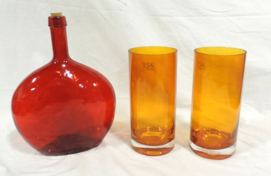 Art Glass Lot
