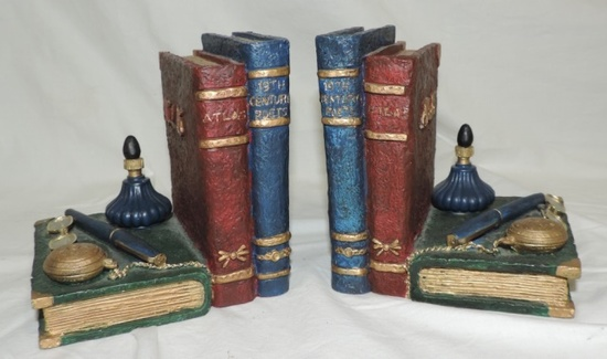 Russ Executive Suite Composition Bookends