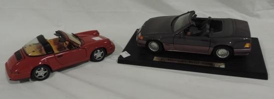 (2) Sport Car Models
