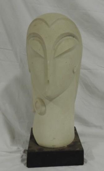 1985 Austin Products Deco Sculpture