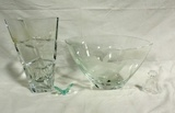 Crystal Art Glass Lot