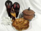 Mixed Ethnic Decorative Lot