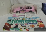 Wireless Radio Control Ford Mustang And Charlotte In A Box Game