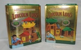 (2) Cartons Of Lincoln Logs Toys