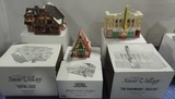 (3) Department 56 Snow Villages