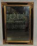 Ornate Gold Gilt Wall Mirror