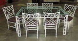 7 Piece Metal Patio Set
