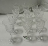 Set Of Miller Rogaska Stemware