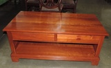 2 Drawer Pennsylvania House Coffee Table