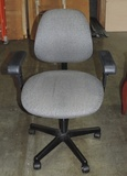 Adjustable Cloth Seat Office Chair