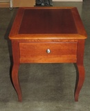 Stanley 1 Drawer End Table