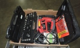 Skil Jig Saw And Husky Tool Set