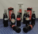 12 Piece Coca Cola Bottle Collection