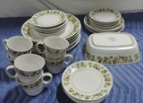 30 Piece Noritake Progression Homecoming China Set
