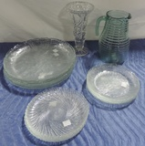 Miscellaneous Glass Lot