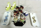 Miscellaneous China Lot-rooster Salt & Pepper