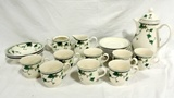 22 Piece Keltcraft China By Noritake