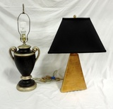 2 Ceramic Table Lamps