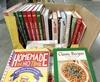 (22) Cookbooks