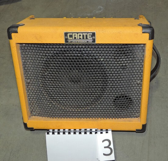 Crate Taxi Combo Amp