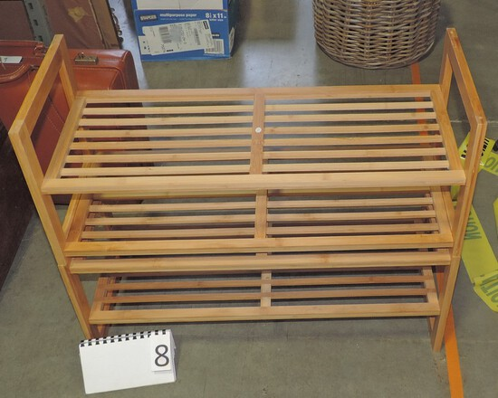 Pair Of Table Shelves
