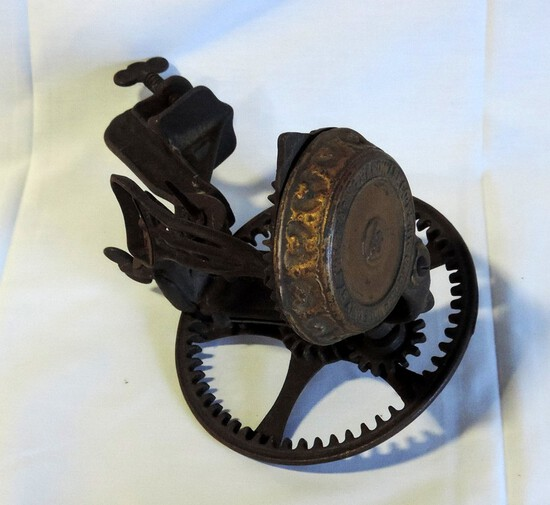 1878 Reading Hardware Co Apple Peeler