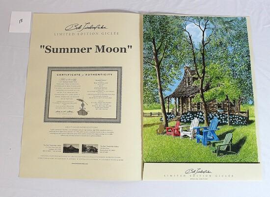 "Bob Timberlake 2010 ""Summer Moon"""